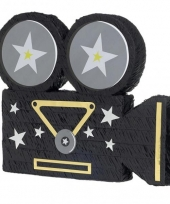 Camera pinata met sterren
