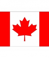 Canadese vlag mini 60 x 90 cm