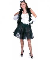 Carnaval dames petticoat