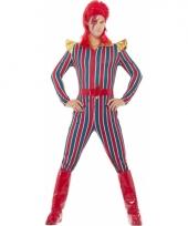 Carnavalskleding david kostuum