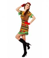 Carnavalskleding mexicaans jurkje