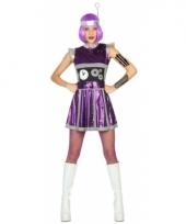 Carnavalskleding robot voor dames