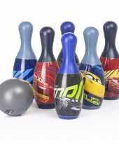 Cars bowlingset 7 delig