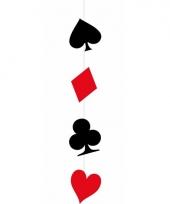 Casino versiering hangslinger