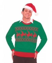 Christmas jumper rendieren