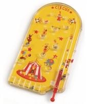 Circus pinball spel