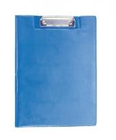 Clipboard a4 blauw gekleurd