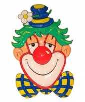 Clown decoratie