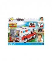 Cobi ambulance set