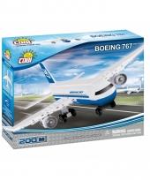 Cobi boeing 767 set