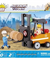 Cobi heftruck set