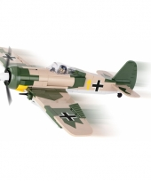 Cobi leger fw 190 vliegtuig set