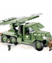 Cobi leger mb13 lanceerder set