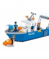 Cobi politieboot set