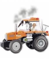 Cobi tractor set