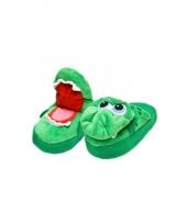 Comfortabele draak pantoffels voor kinderen