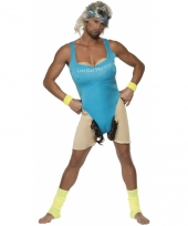Comische funny sport outfit