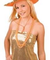 Cowboyhoeden oranje sheriff