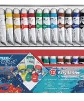 Creatief speelgoed acrylverf