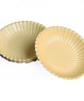 Creme chips schaaltjes 16 cm