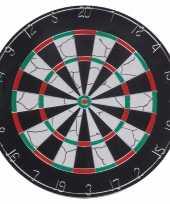 Dartbord set met dartpijlen