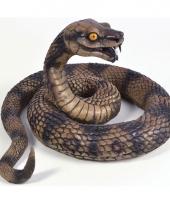 Decoratie cobra slang 33 cm