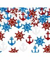 Decoratie confetti maritiem thema 14 gram