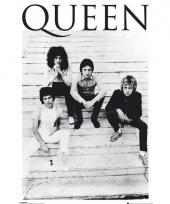 Decoratie poster queen 61 x 91 5 cm