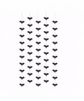 Decoratie slingers vleermuizen