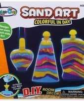 Decoratie speelzand set voor meisjes