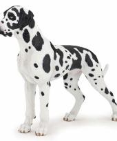 Deense dog speelgoed hond