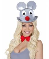 Dieren hoedjes muis