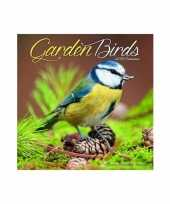 Dieren kalender vogels 2019