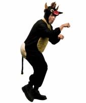Dieren kostuum stier volwassenen