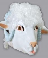 Dieren maskers rammen schapen
