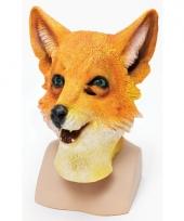 Dierenmasker vos