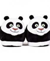 Dierensloffen panda po voor volwassenen