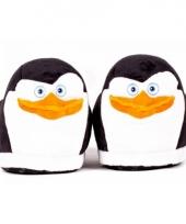 Dierensloffen pinguin voor volwassenen