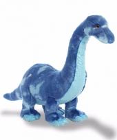 Dino knuffeltje brachiosaurus 39 cm