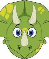 Dinosaurus maskertjes voor kinderen