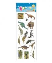 Dinosaurus stickervelletje 10067558