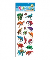 Dinosaurus stickervelletje 10068133