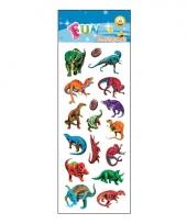 Dinosaurus stickervelletje 10068133
