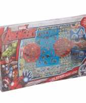 Disney avengers stickersbox 575 stuks