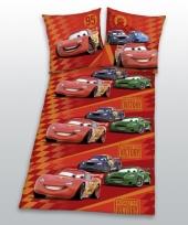 Disney cars dekbedovertrek jongens 135 x 200 cm