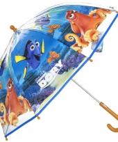 Disney finding dory paraplu voor kinderen