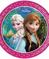 Disney frozen bordjes 16 stuks