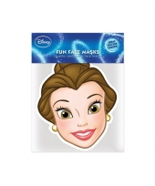 Disney kindermasker belle