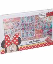 Disney minnie mouse stickersbox 575 stuks