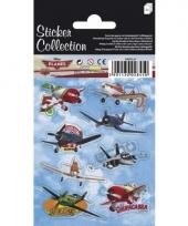 Disney planes stickervellen